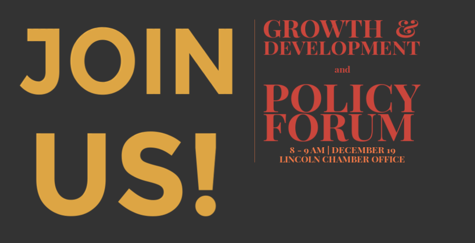 December's Policy Forum