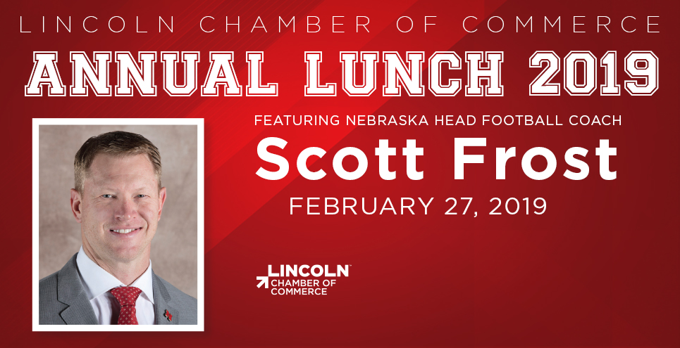 2019 Annual Lunch: SOLD OUT